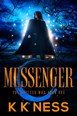 2016-910 eBook Ness, Messenger